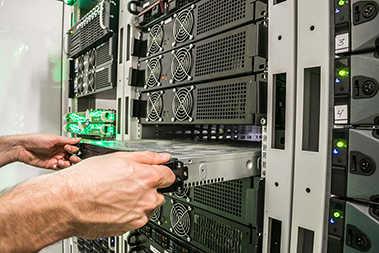 настройка обслуживание компьютеров и серверов